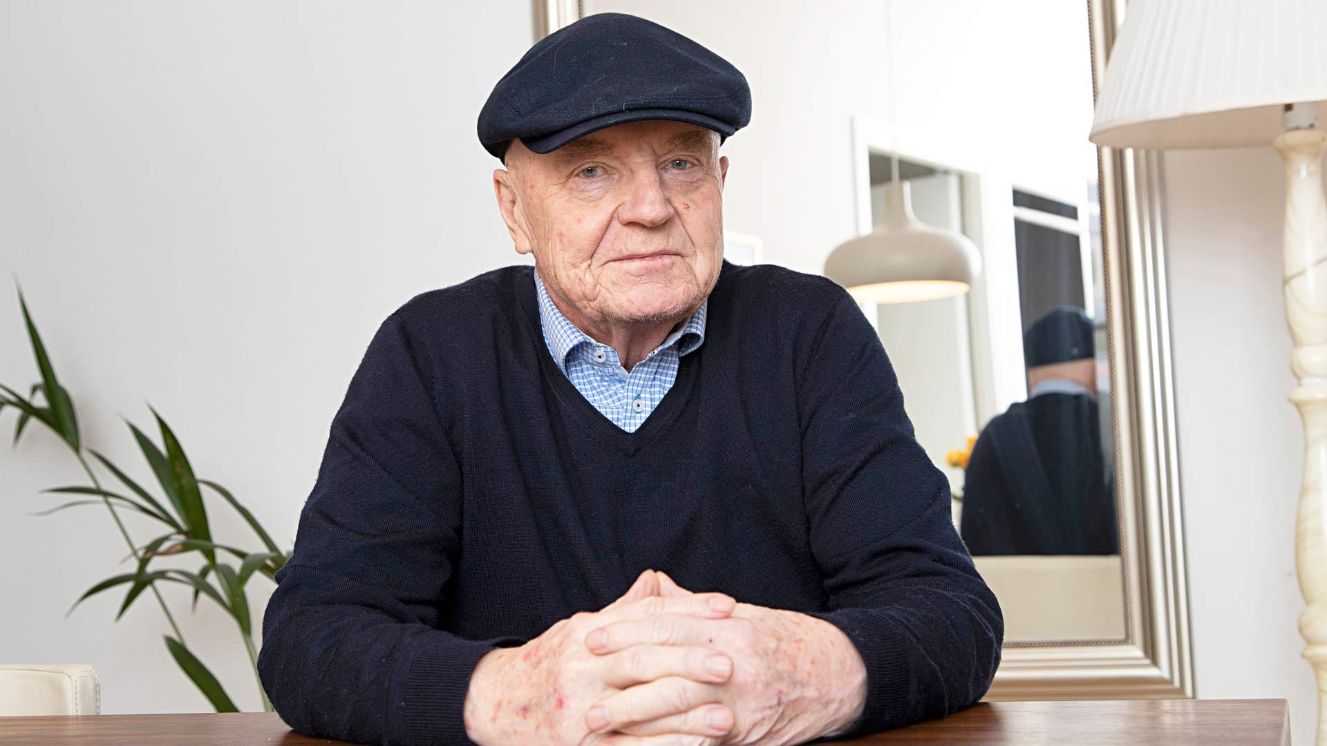 Paavo Hevossaaren mukaan senioriasuntojen viehätys on juuri yhteistiloissa: niissä on helppo tavata naapureita.