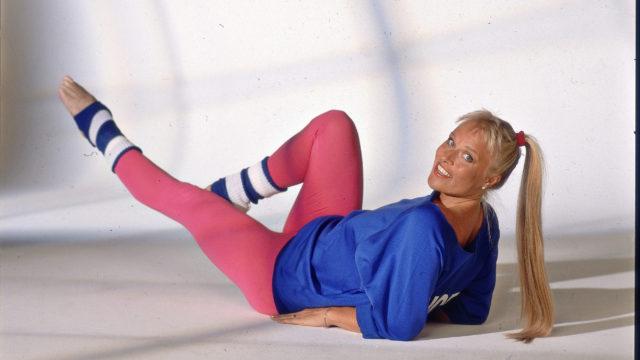 Anne Sällylä vuonna 1988.