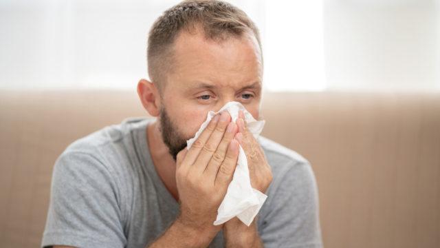 Kausi-influenssa jyllää talvikaudella Suomessa.