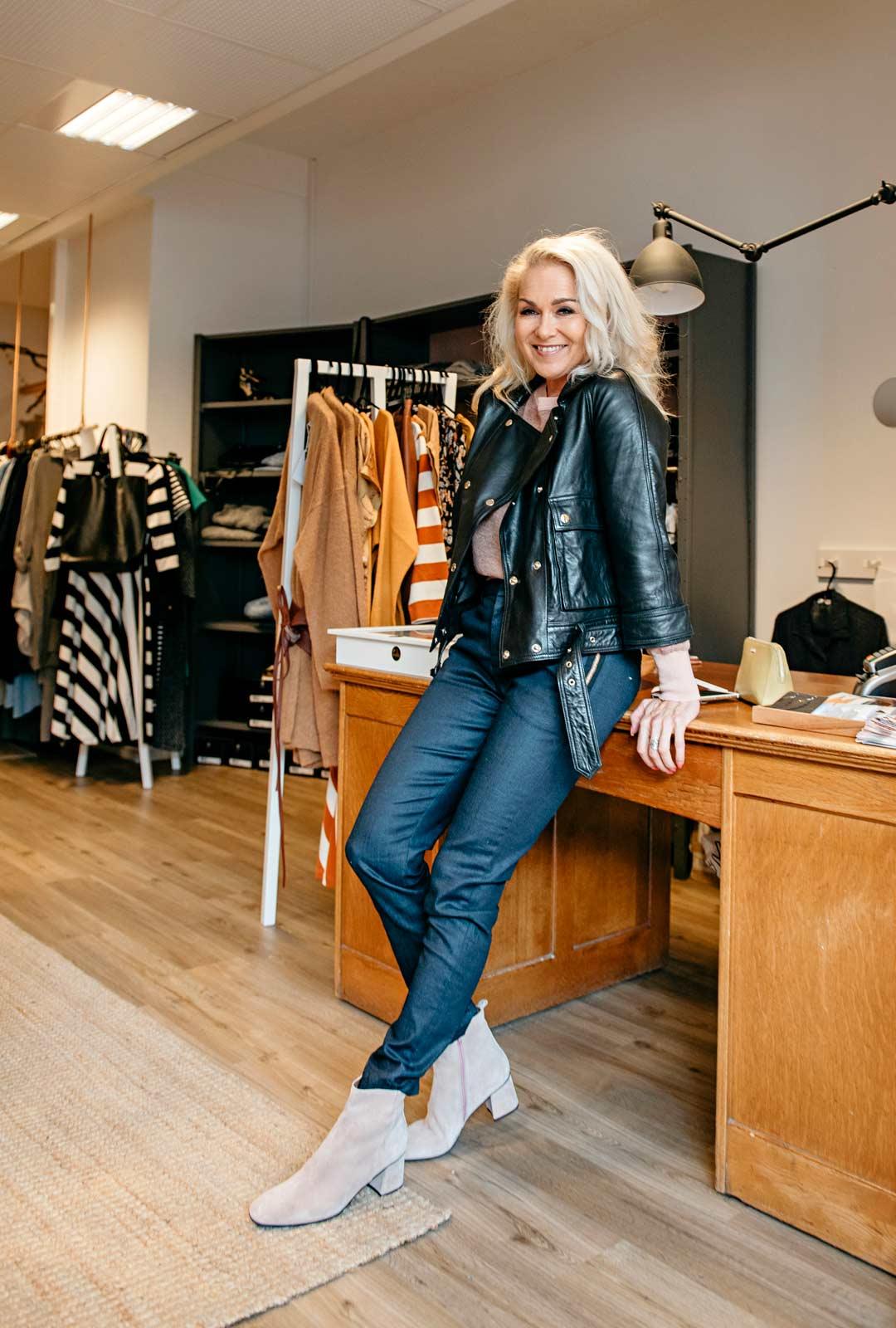 Johanna Yrjövuorelle mallikeikat ovat mukava harrastus.