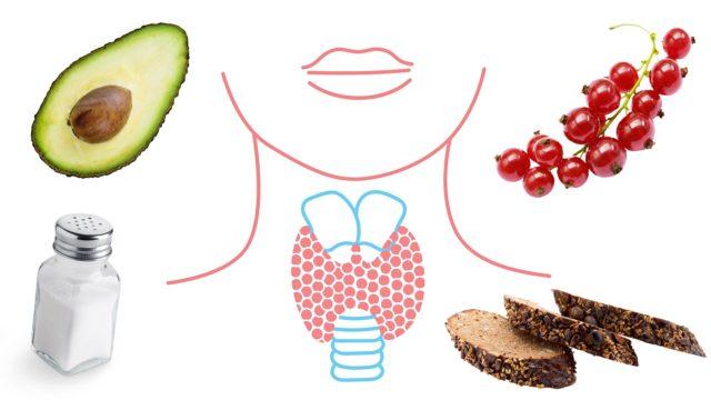Minkään ruoan suosiminen tai välttäminen ei vaikuta vajaatoiminnassa olevan kilpirauhasen toimintaan.