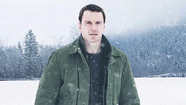 Michael Fassbender elokuvassa Lumiukko.