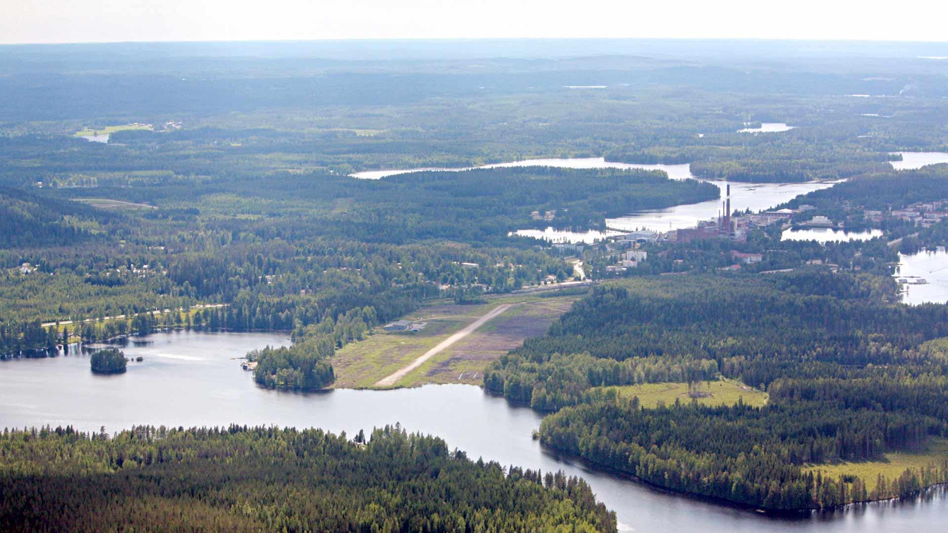 Finsilva ja kaupunki ovat tehneet esisopimuksen, jossa todetaan, että myös metsäalueella voi olla pilaantunutta maata.