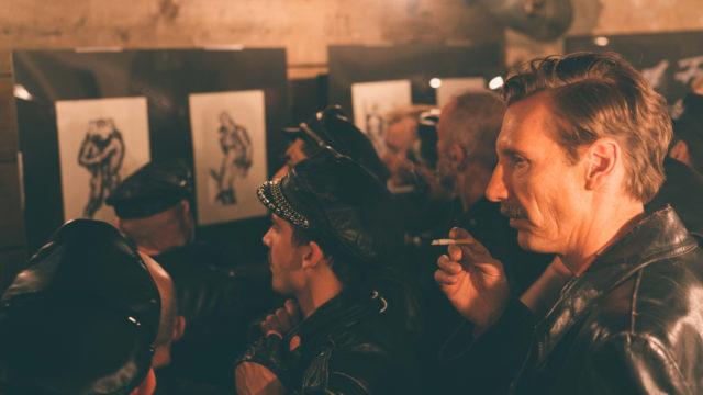 Pekka Strang näytteli Touko Laaksosta Dome Karukosken ohjaamassa Tom of Finland -elokuvassa, jonka levitysoikeudet myytiin 50 maahan.