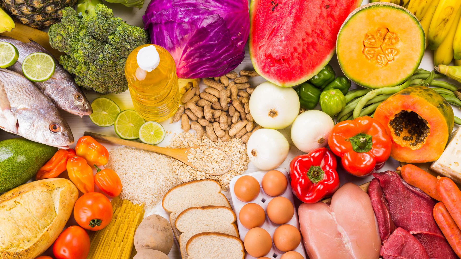 Proteiini on ravintoympyrän kulmakivi