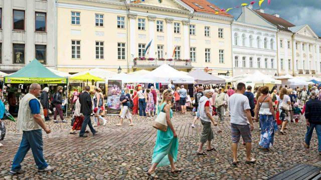 Tartto on Viron vanhin ja koko Pohjois-Euroopan vanhimpia kaupunkeja.