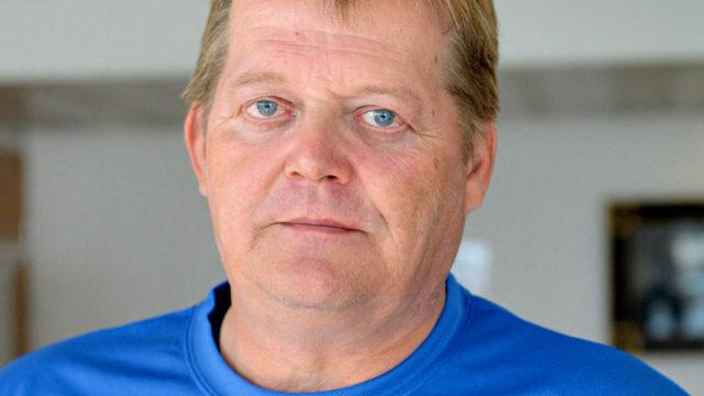 Keihäänheittäjä Seppo Räty on syntynyt 27.4.1962.