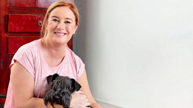 Domi-koira ja Milana Misic