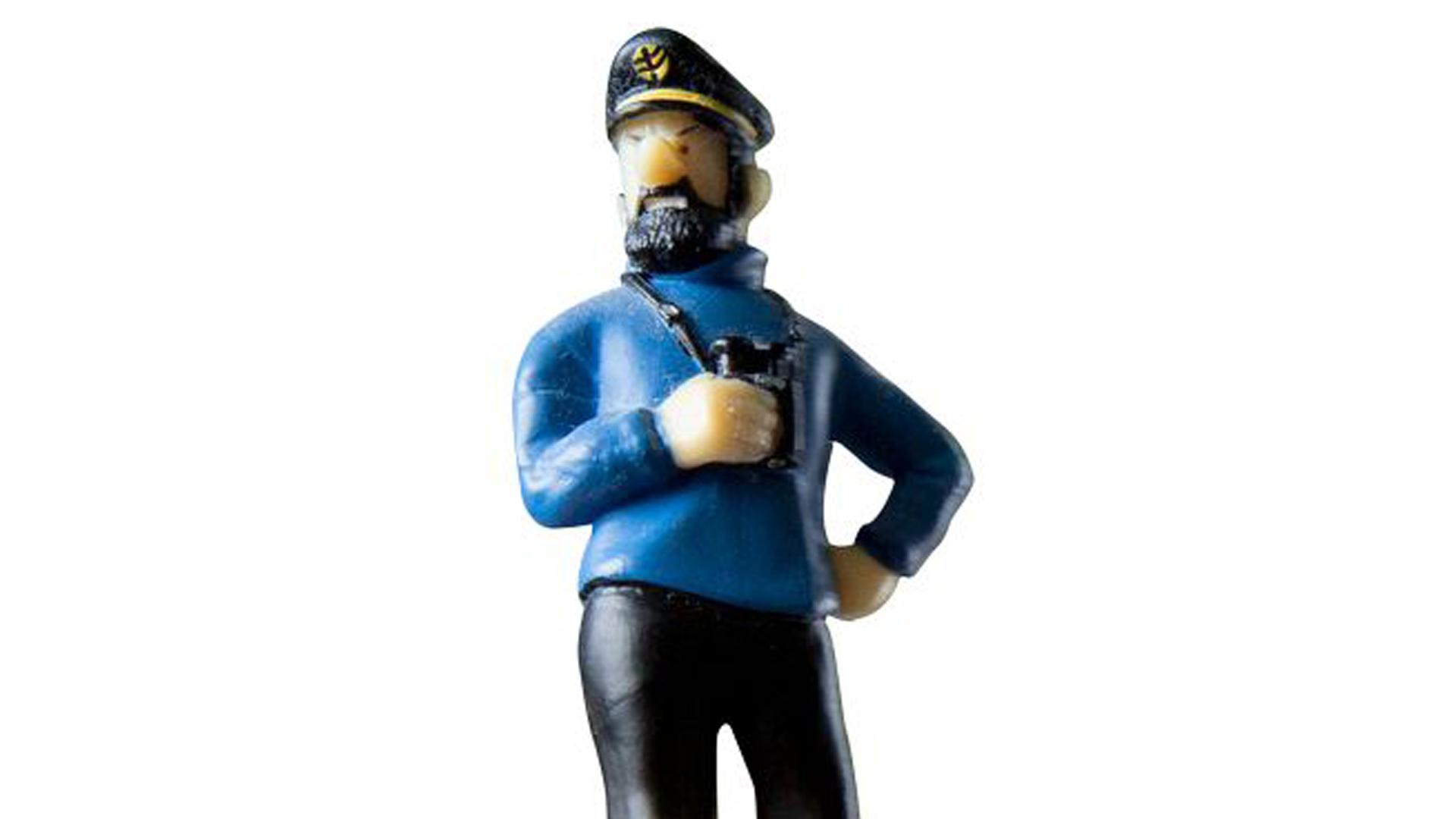 Kapteeni Haddock on sekä Tintin lukijoiden että niitä suomentaneen Heikki Kaukorannan suosikkihahmo.