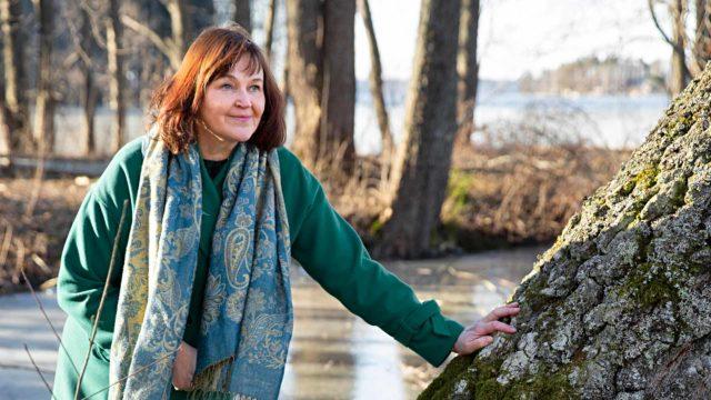 Anna-Mari Kaskisen mielestä ystävyyttä kannattaa vaalia.