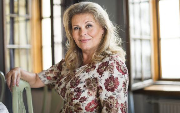 Anne Pohtamo löytää myös ilon aiheita poikkeukselliseen elämänvaiheeseen.