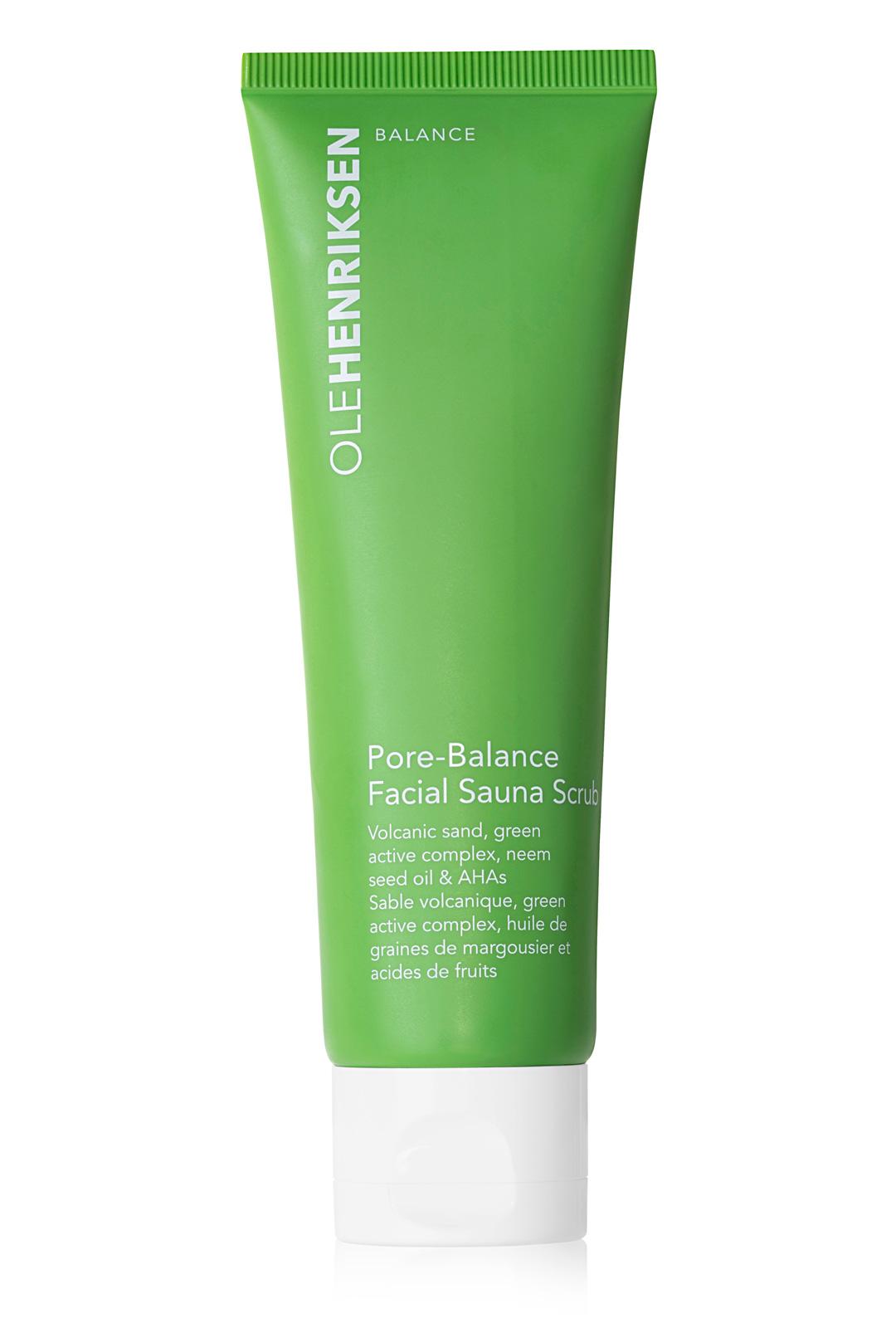 Ole Henriksen Pore-Balance Facial Sauna Scrub, 36 €/89 ml.
