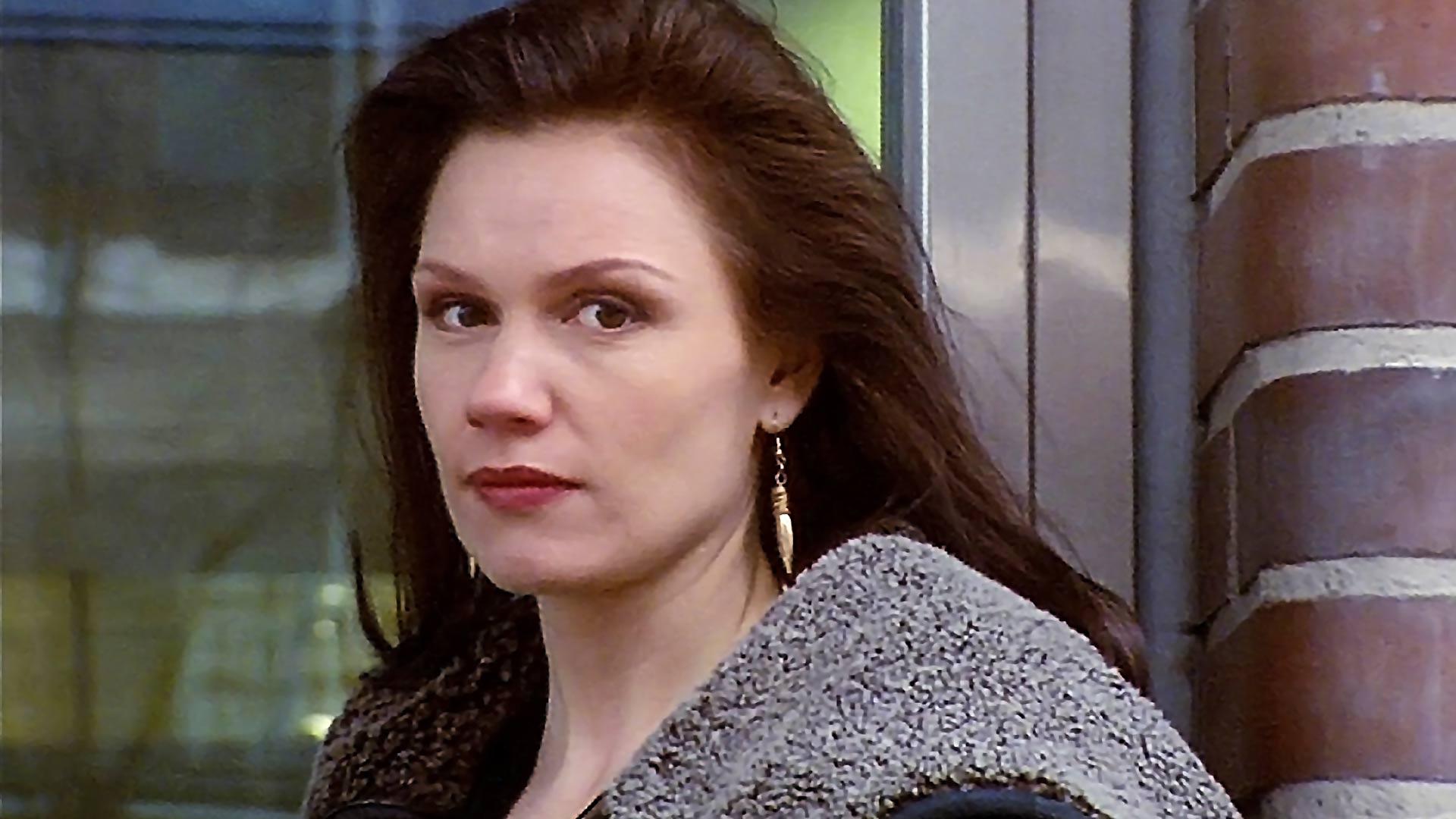 Mari Rantasila sarjassa Pimeän hehku (1996).