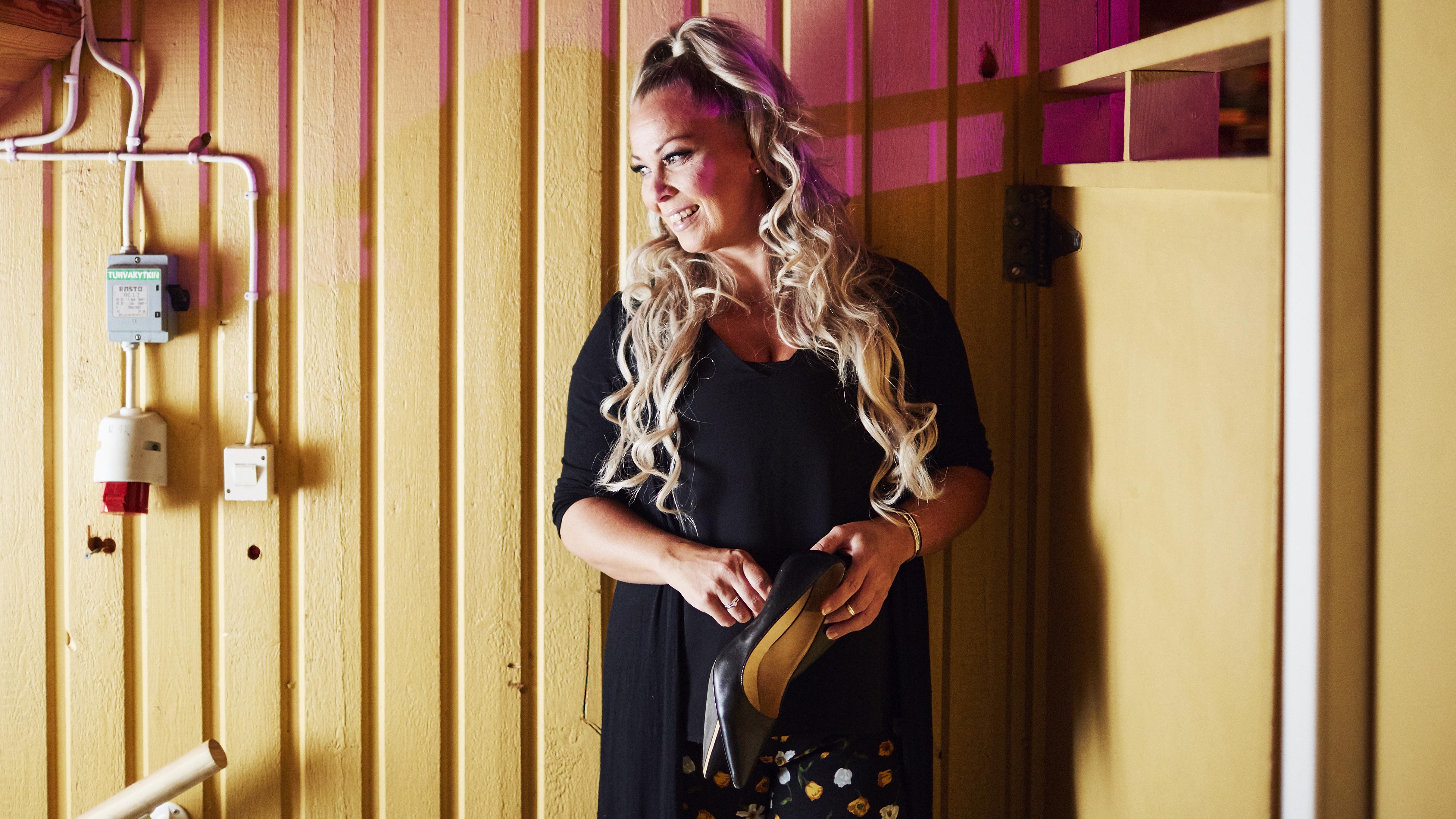 Johanna Pakonen on tangokuninkaallinen.