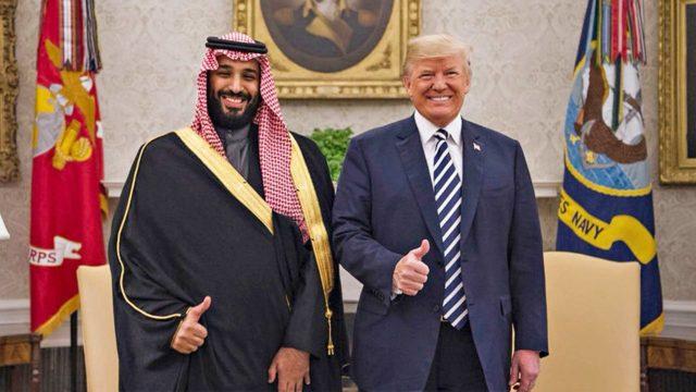 Arabian taistelevat prinssit.