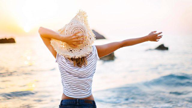 Jos iho palaa, takaisin aurinkoon voi mennä vasta, kun iho on täysin toipunut.