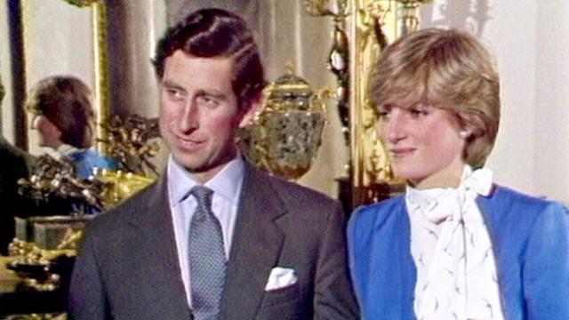 Charles & Diana: Totuus häistä käsittelee hetkiä ennen kuuluisan parin vihkimistä.