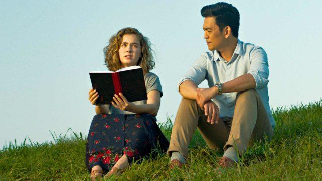 Casey (Haley Lu Richardson) ja Jin (John Cho) elokuvassa Columbus.
