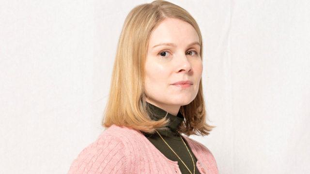Pamela Tola teki läpimurtoroolinsa elokuvassaTyttö sinä olet tähti.