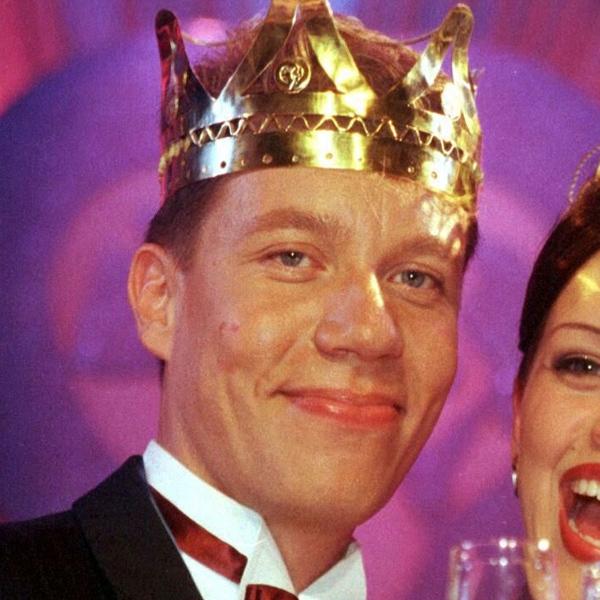 Jouni Keronen, tangokuningas vuodelta 1998.