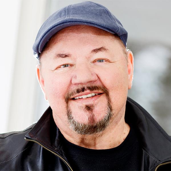Kari Piironen, tangokuningas vuodelta 1988.