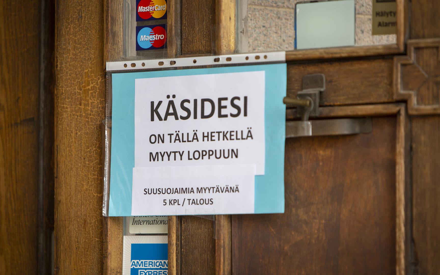 Korona heijastuu suomalaisten arkeen monin tavoin.