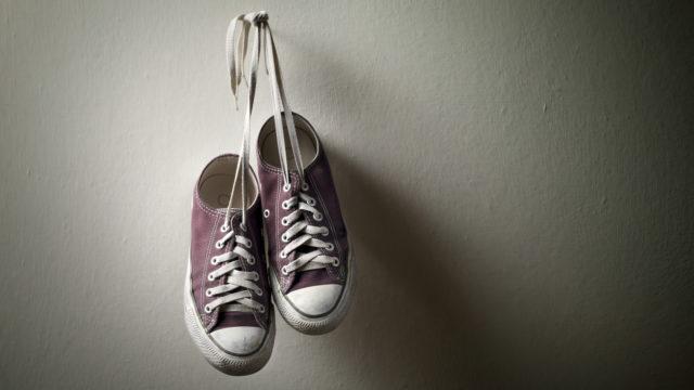 Kierrätetyt vaatteet, kengät ja tavarat voivat olla aarre.