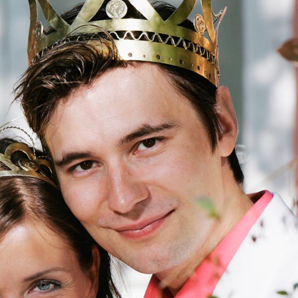 Marko Lämsä, tangokuningas vuodelta 2006.
