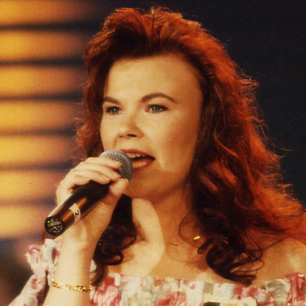 Merja Raski, tangokuningatar vuodelta 1993.