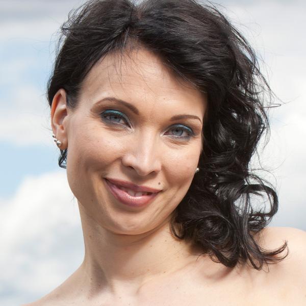 Mervi Koponen, tangokuningatar vuodelta 2011.