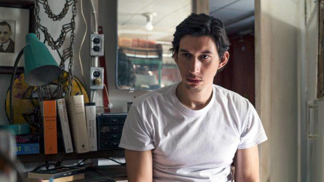 Adam Driver esittää päähenkilöädraamaelokuvaPaterson.