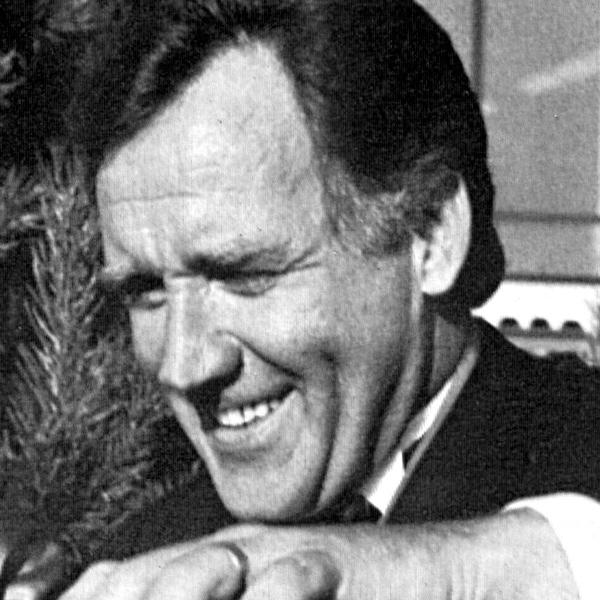 Risto Nevala, tangokuningas vuodelta 1989.