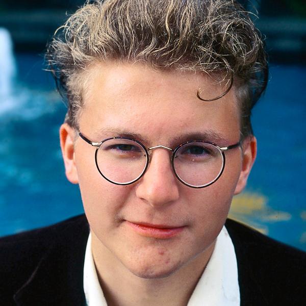 Sauli Lehtonen, tangokuningas vuodelta 1994.