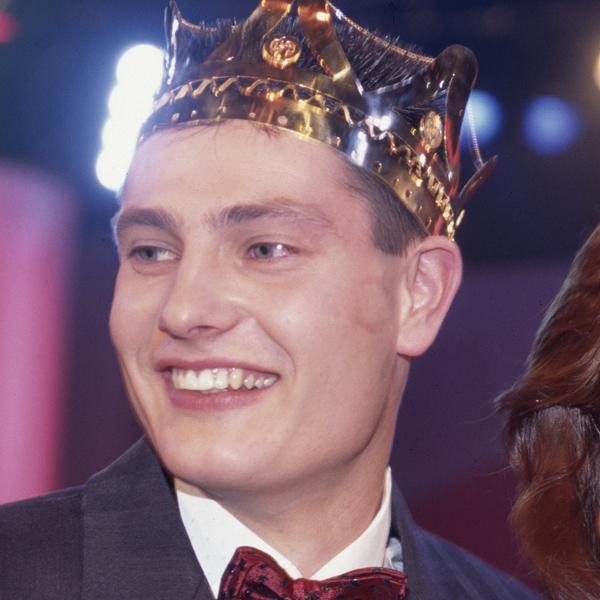 Tomi Markkola, tangokuningas vuodelta 1996.