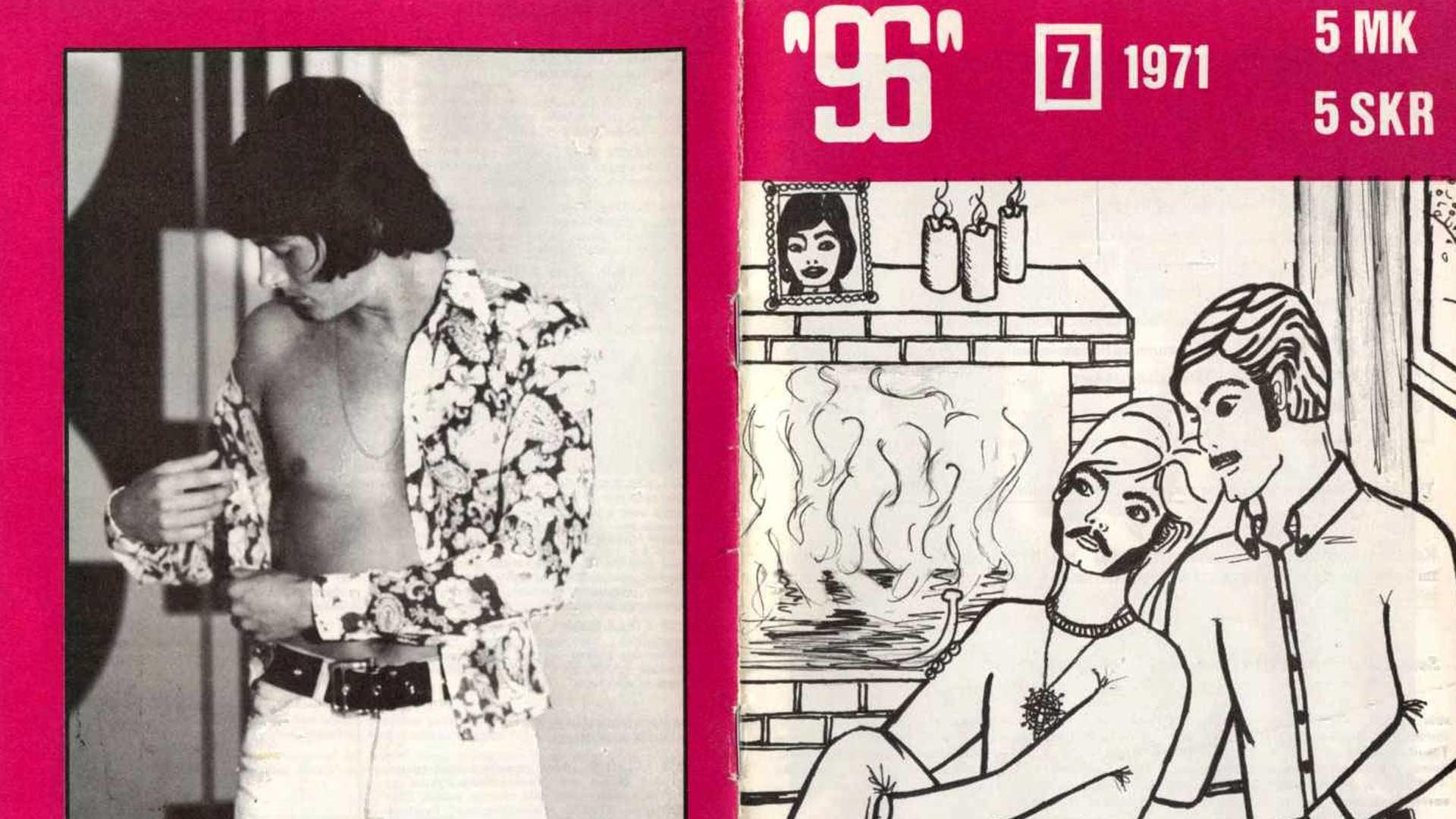 96-lehteä julkaistiin 1969-1986.