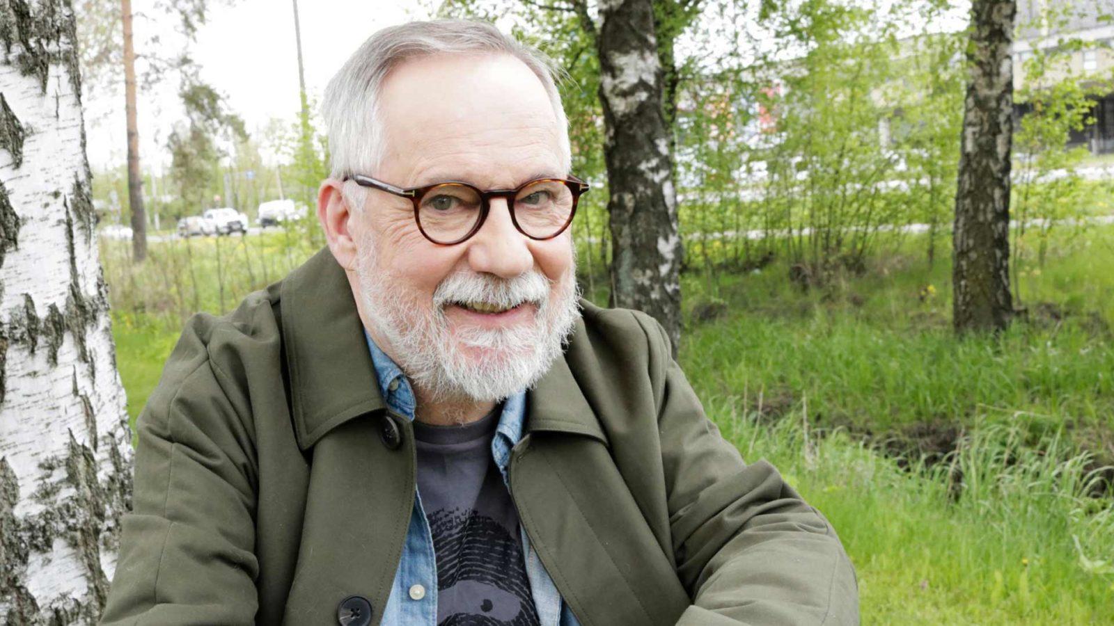 Näytteljä Raimo Grönberg: `Pääsin kuolemanpelosta haimakasvaimen myötä`