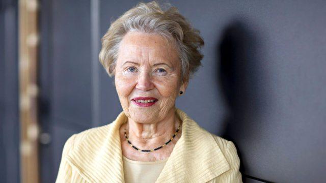 Presidentin puoliso Eeva Ahtisaari on syntynyt 18.6.1936. Hyvää syntymäpäivää!