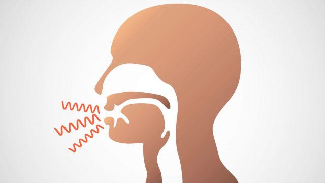 Alkoholi ärsyttää ja kuivattaa äänihuulten limakalvoja.