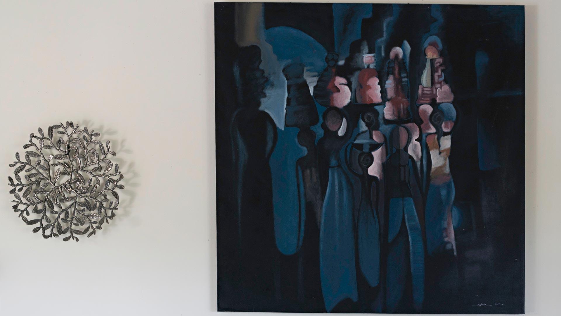 Marianne maalaus