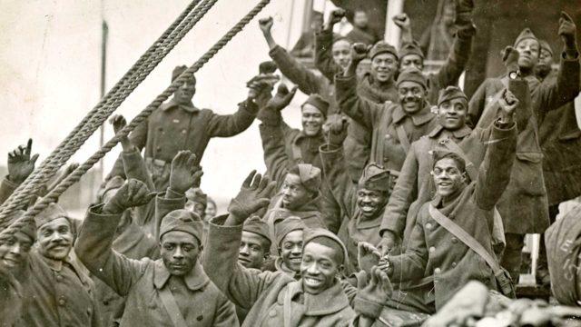 Harlemin sotasankarit