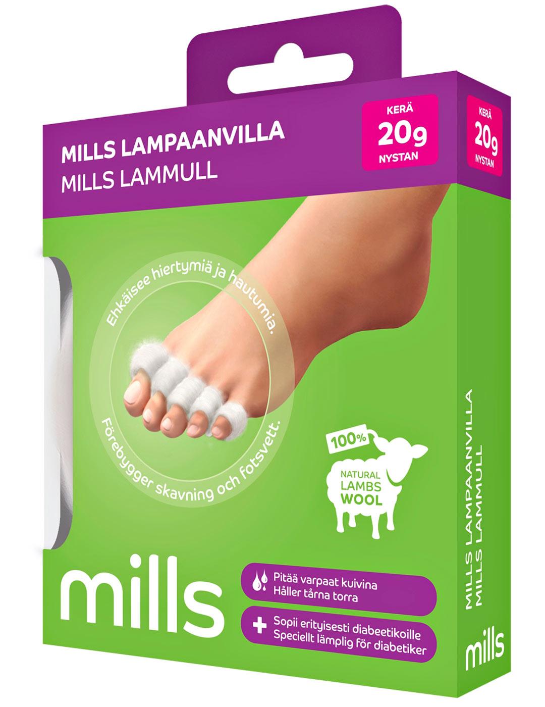 Mills Lampaanvilla