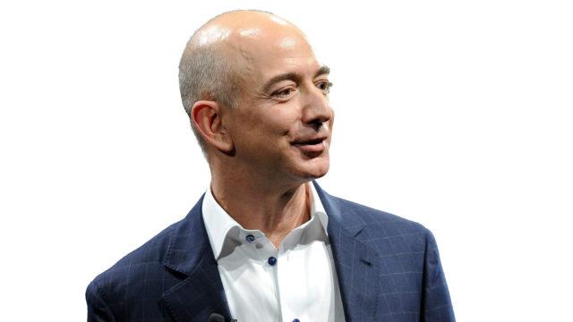 Jeff Bezos ja Amazonin valta.