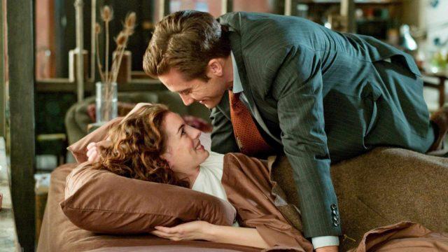 Anne Hathaway ja Jake Gyllenhaal elokuvassaLove and other drugs.