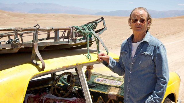 Bill Murray elokuvassa Rock the Kasbah.