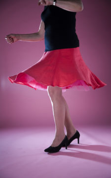 Tanssi tarjoaa hyvää liikuntaa