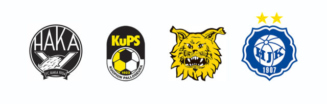 Valkeakosken FC Haka, Kuopion Palloseura, Tampereen Ilves sekä Helsingin Jalkapalloklubi lähtevät Veikkausliigan kauteen 2020 hyvin poikkeuksellisen kevään jälkeen.