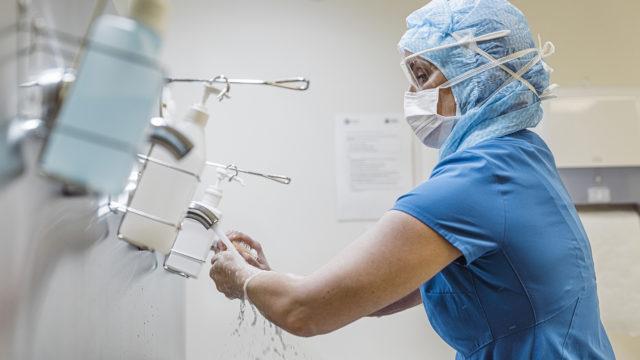 Virus leviää sairaalassa