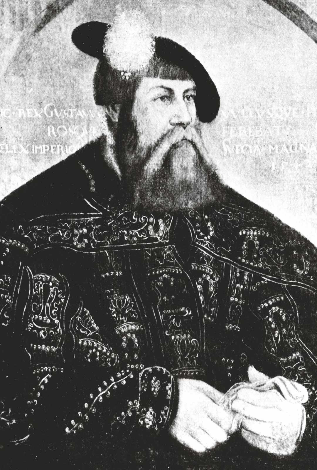 Ruotsi-Suomen kuningas Kustaa Vaasa (1496–1560) kohteli saamelaisia erityisen kaltoin.