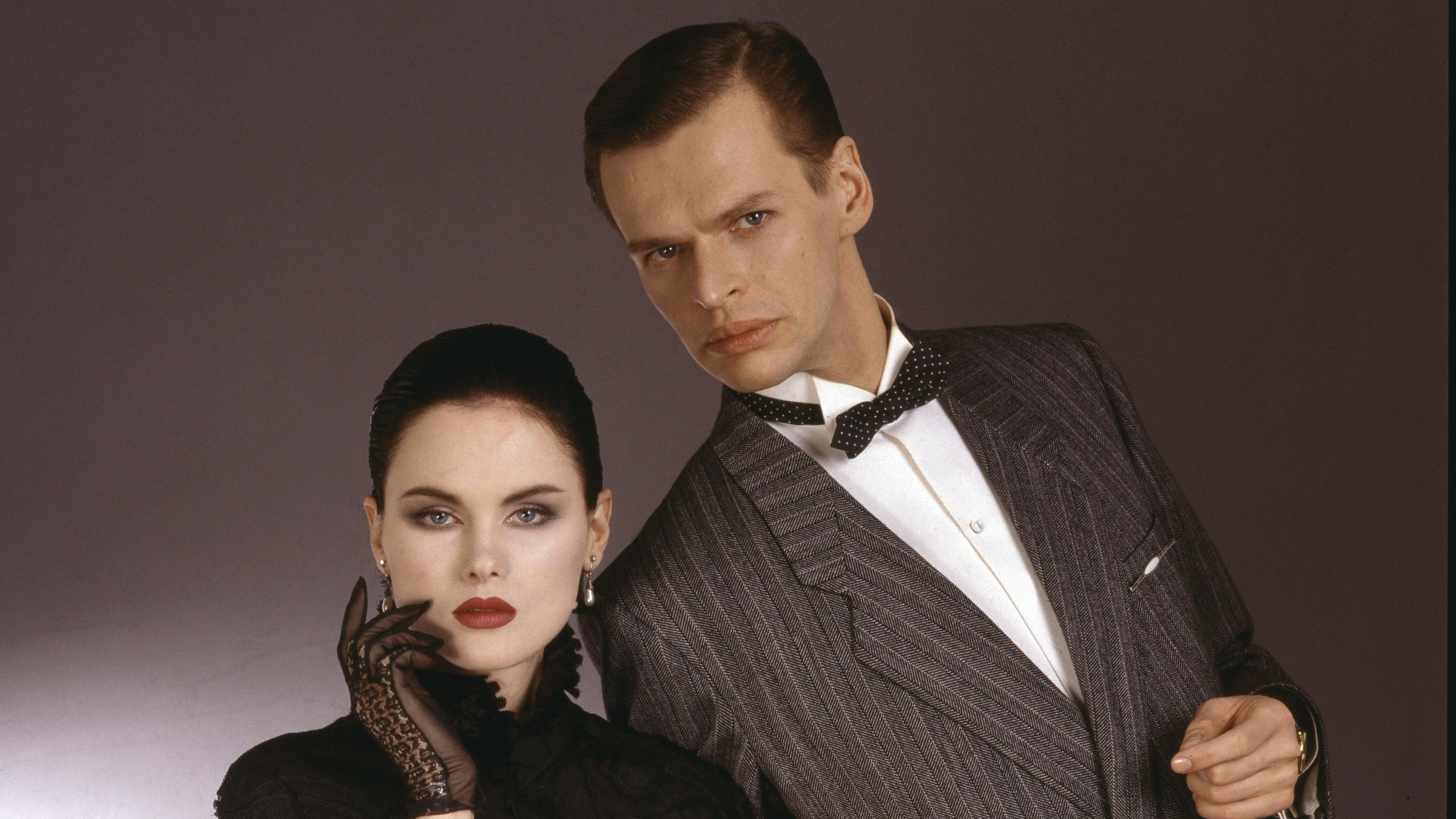 Helena Lindgren ja Jorma Uotinen olivat vuonna 1984 aikansa kiinnostavimpia pareja.
