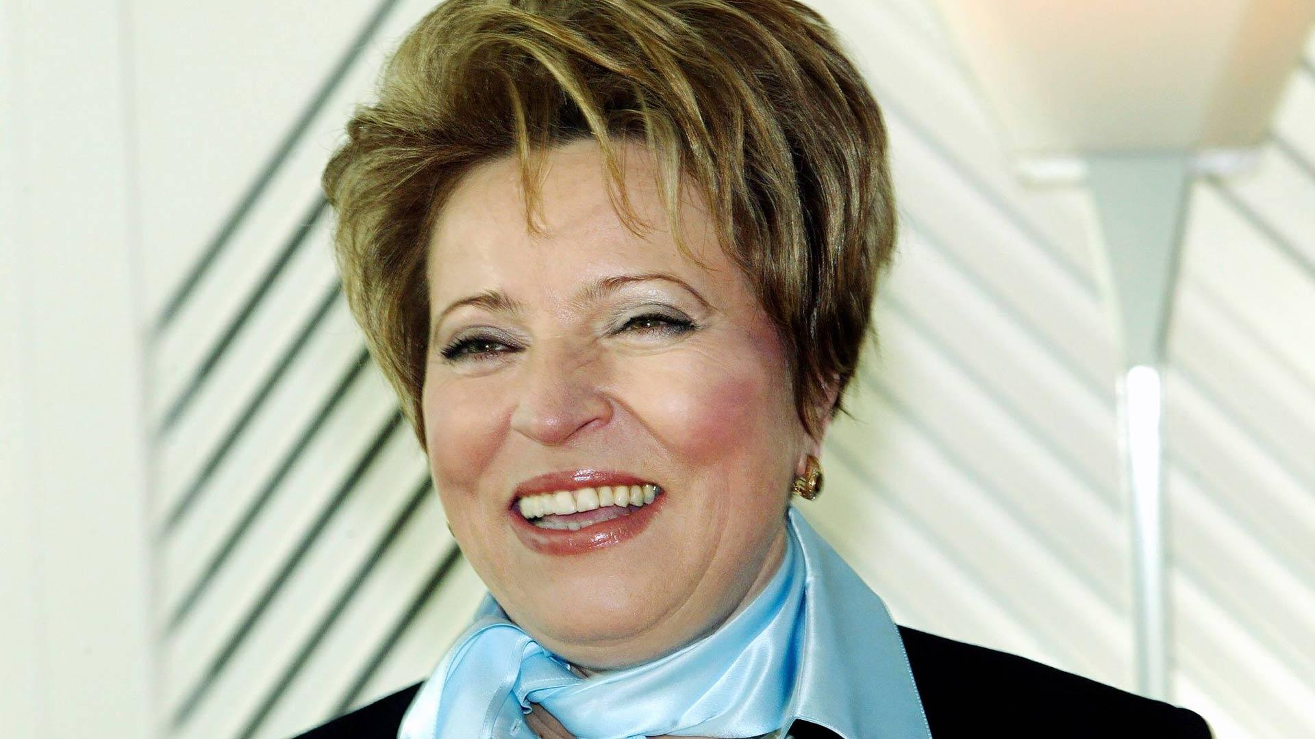 Pietarin entinen kuvernööri, nykyinen ylähuoneen puhemies Valentina Matvijenko.